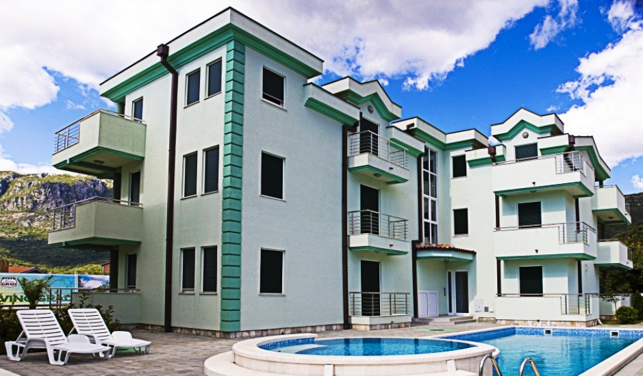 Квартиры в жилом комплексе закрытого типа