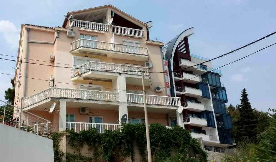 Квартира в Будве с панорамным видом