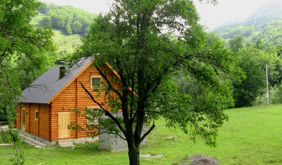 Новый дом в горнолыжном курорте