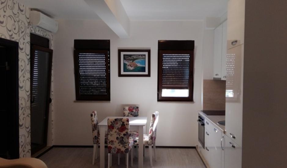 Квартира в Будве на первой линии моря