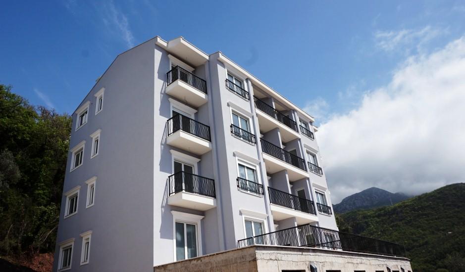 Новые квартиры c видом на море в Каменово