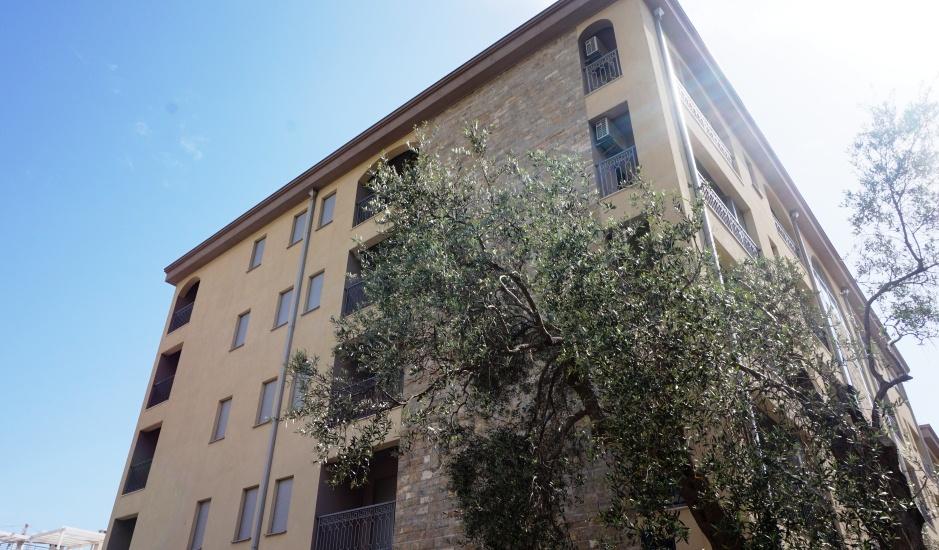 Квартира в Петроваце в доме на первой линии