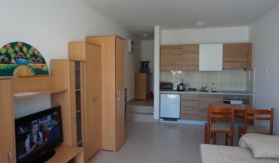 Недорогая квартира студия в поселке Бечичи