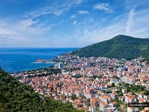 Жилье в Черногории можно будет строить не ближе 1 км от моря