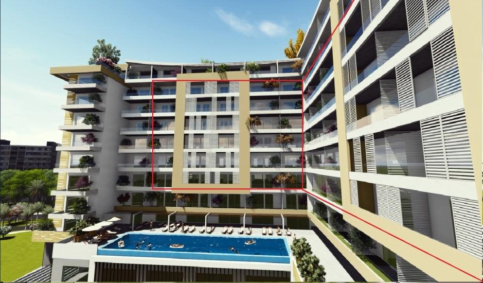 Квартиры в новом мульти-комплексе в Будве
