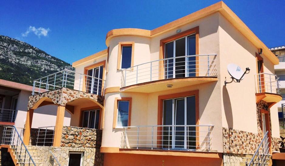 Новый дом в Шушани (Бар)
