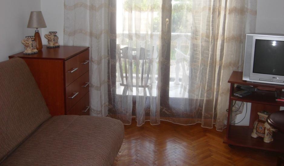 Уютная квартира в Бабин до, Будва