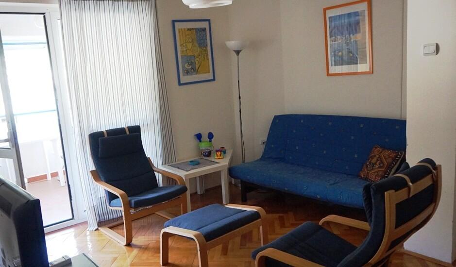 Квартира с 2 спальнями в Адок, Будва