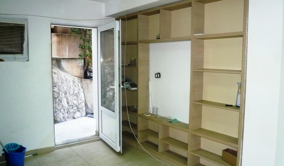 Коммерческое помещение с гаражом в Будве