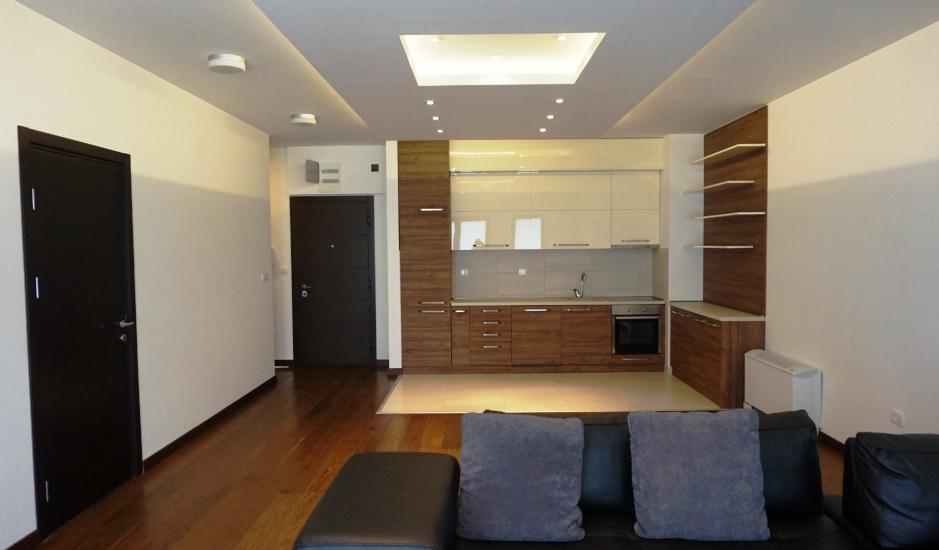 Меблированная новая квартира в Будве