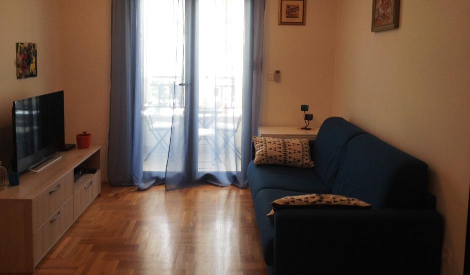 Двухкомнатная квартира в Лази