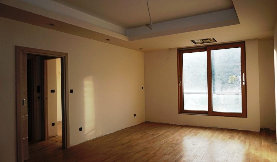 Две квартиры в новом доме в Будве