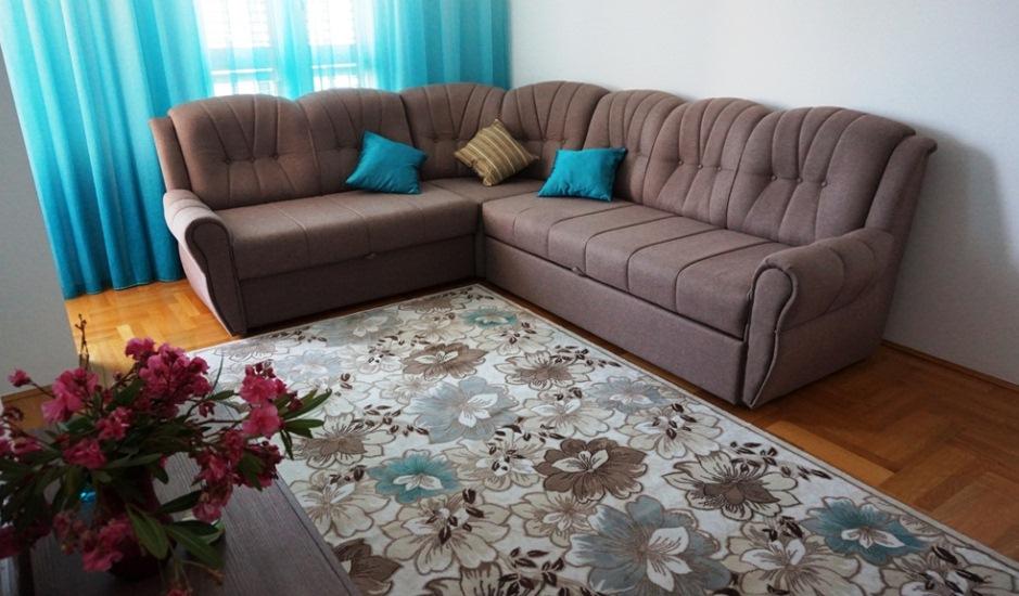 Новый уютный апартамент на 6 человек в Бечичи
