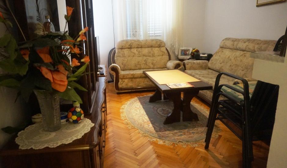 Вторичная квартира с 2 спальнями в Будве