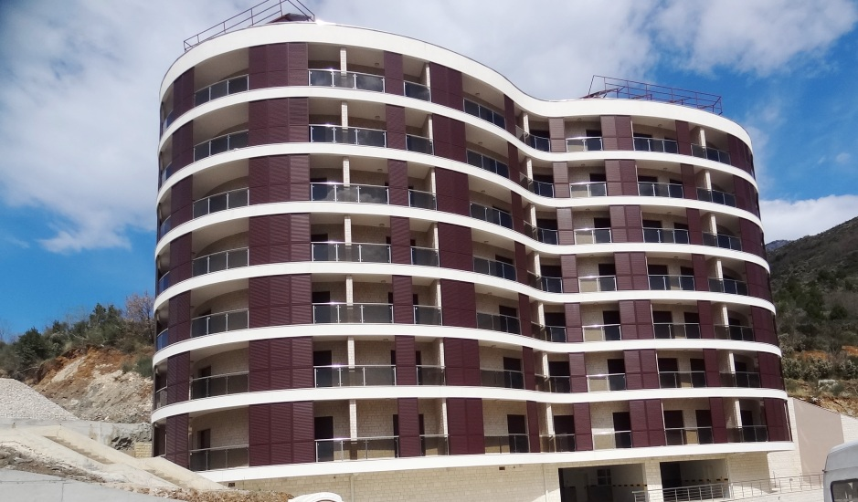 Квартиры в новом жилом комплексе в Бечичи