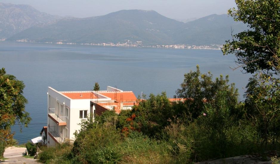 Мини-отель на этапе строительства