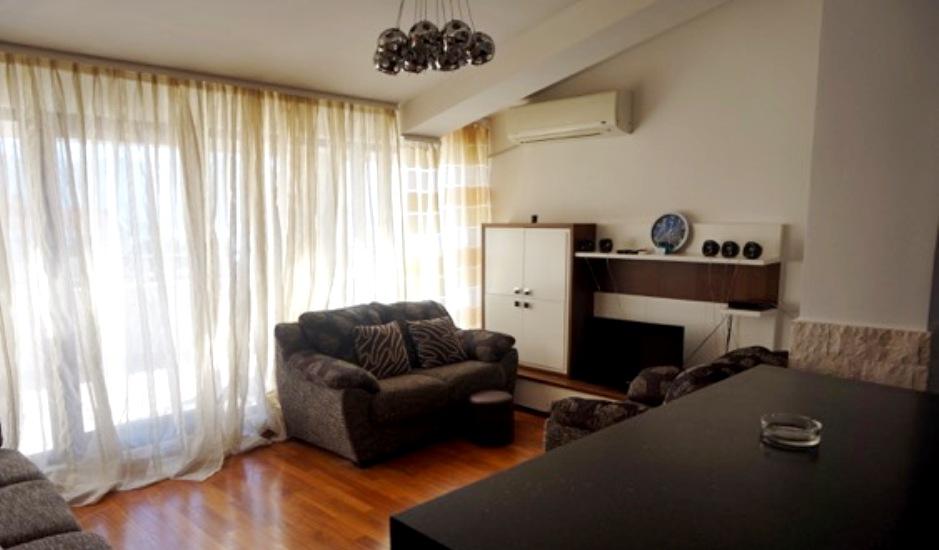 3-комнатный пентхаус в Будве