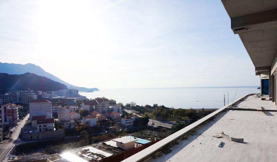 Квартиры в Бечичи на завершении строительства