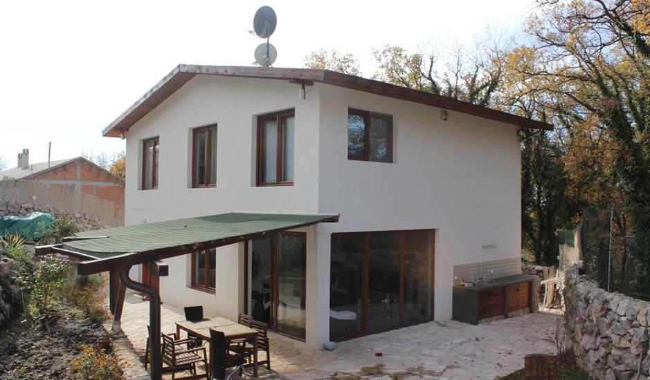 Современный дом рядом с Котором