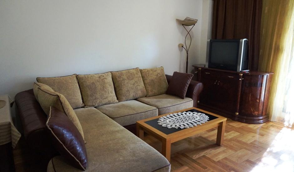 Апартамент для размещения 4 человек в центре Будвы
