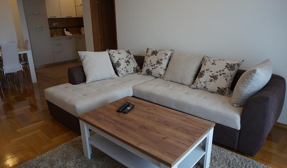 Квартира для большой семьи в Бечичи