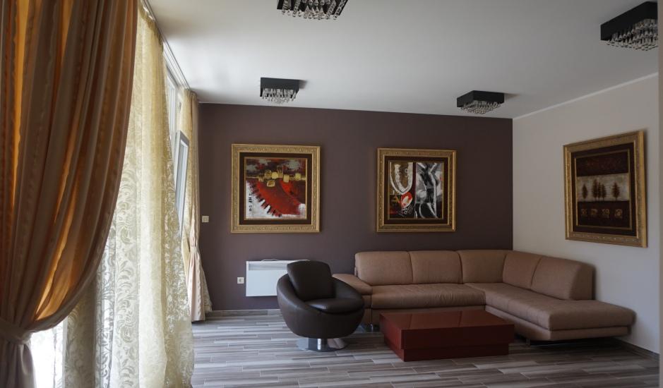 Меблированная квартира в Бечичи