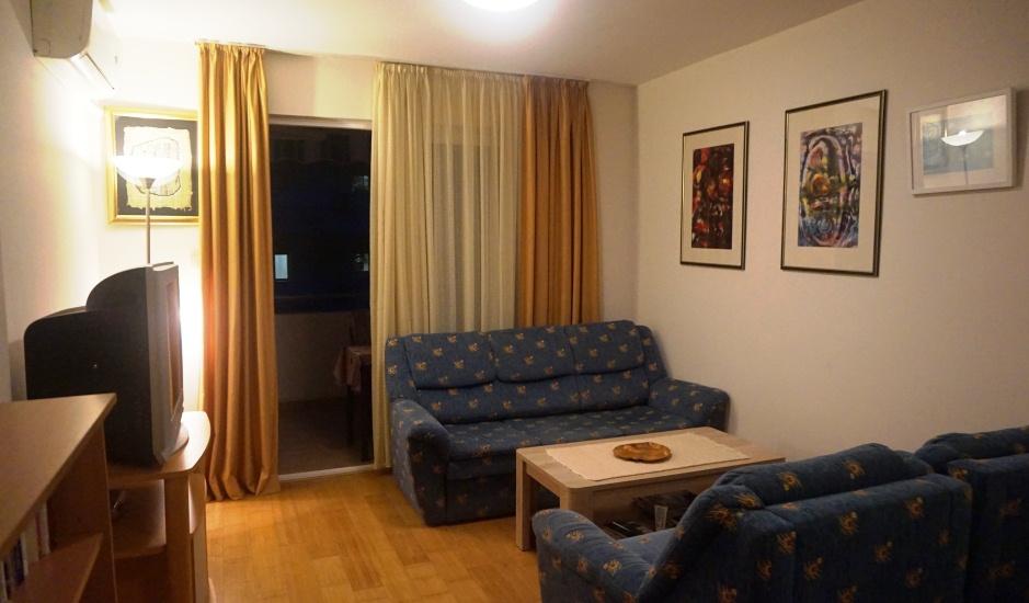 Квартира в Бечичи доступная по цене