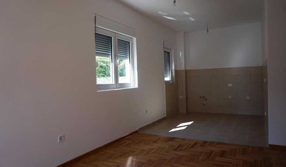 Квартира с 2 спальнями в новом доме