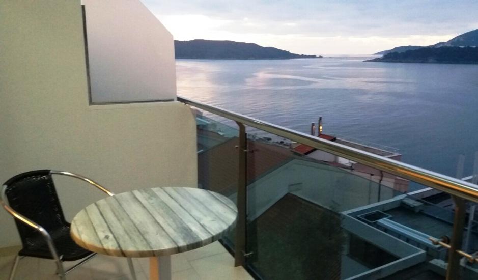 Квартира с феноменальным видом на море