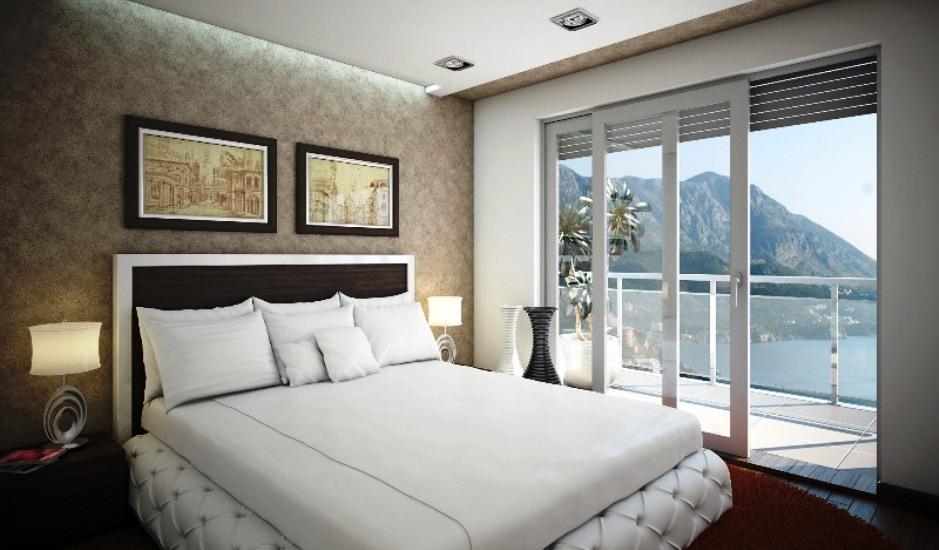 Новые квартиры с 1 спальней в Бечичи
