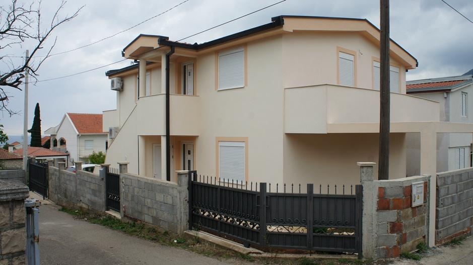 Новый дом с видом на море в Добрых Водах