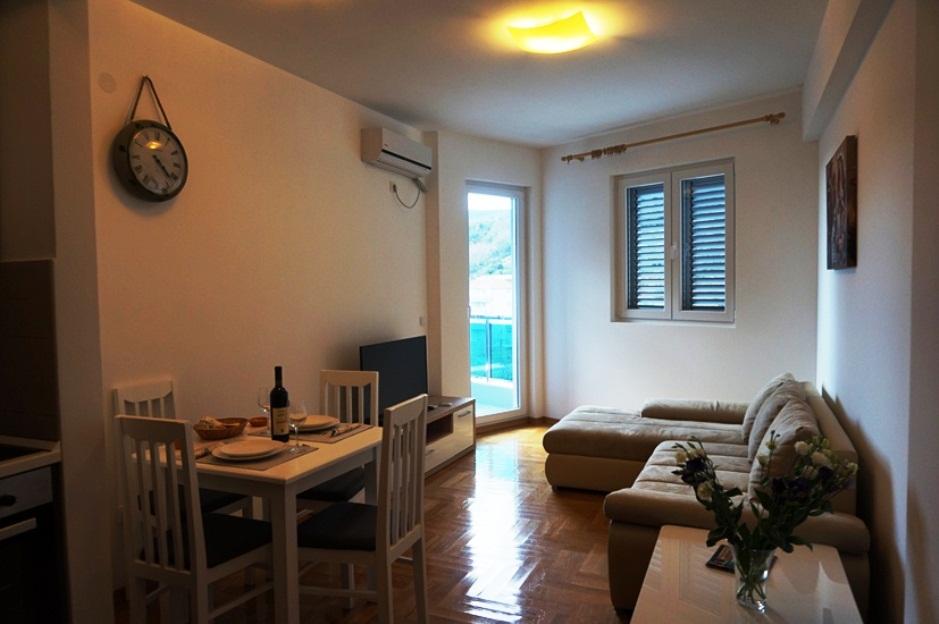 Новая уютная квартира в Бечичи