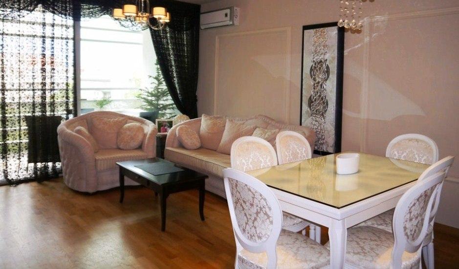 Комфортабельная квартира в Будве