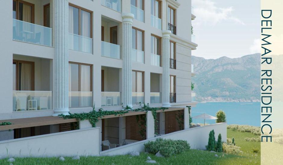 Новый жилой клубный дом Delmar Residence