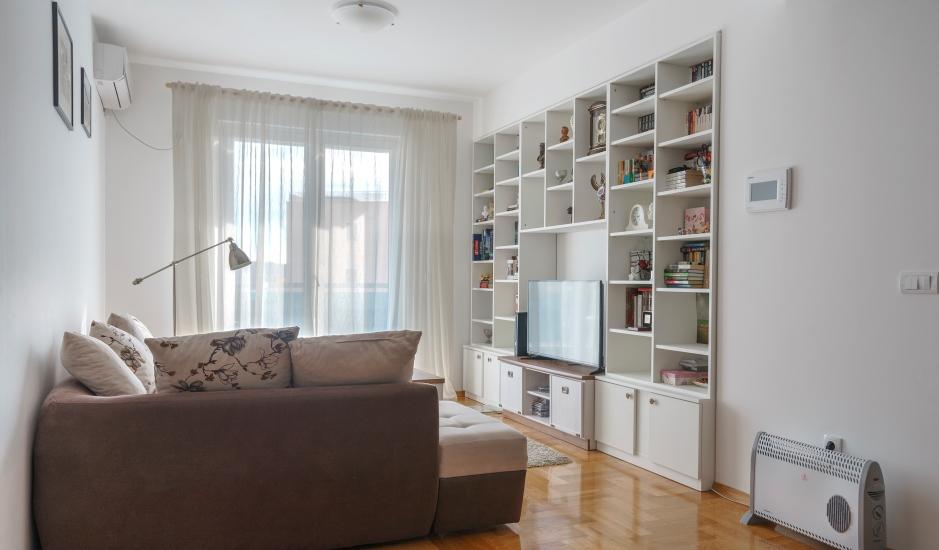 Квартира для семейного отдыха в Бечичи