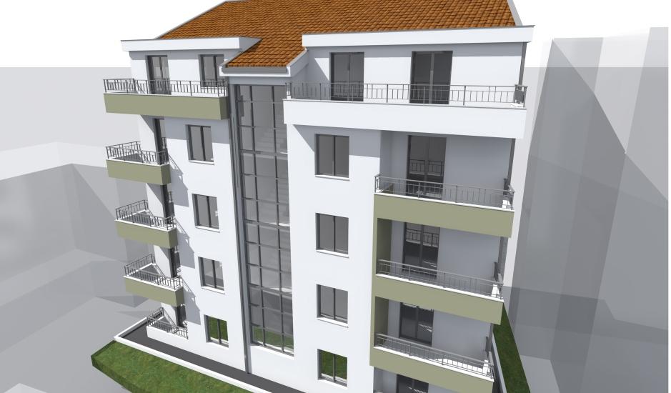 Квартиры на стадии строительства в Будве