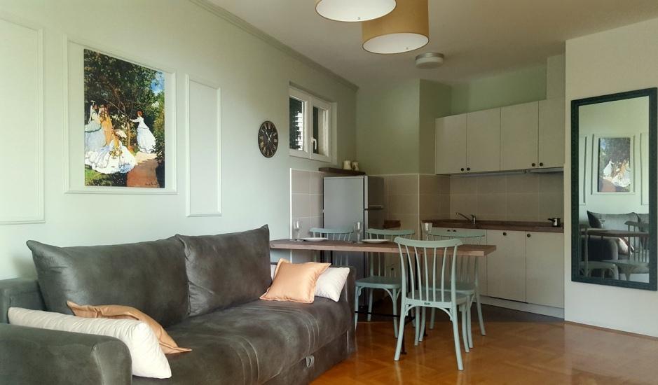 Новая 3-комнатная квартира в Бечичах