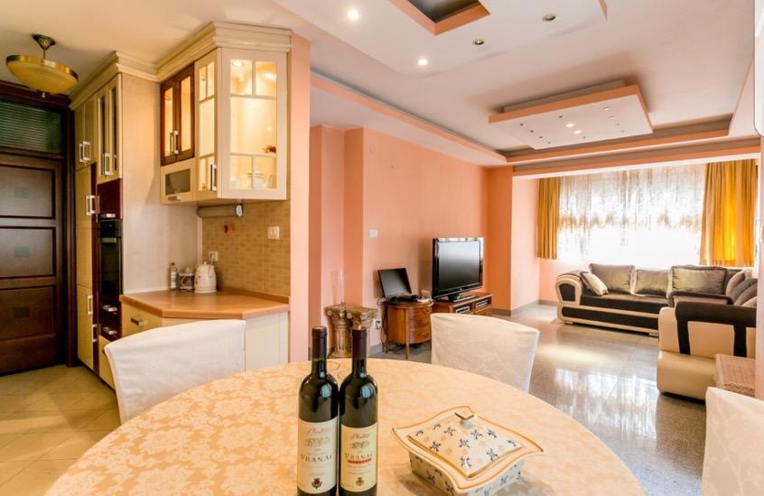 Квартира с 2 спальнями в Игало