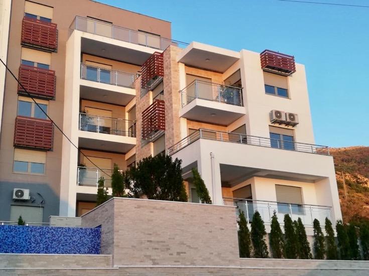 Новый жилой комплекс в центре Тивата