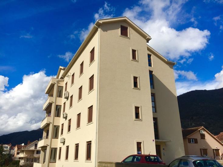 Новая квартира в центре Тивата