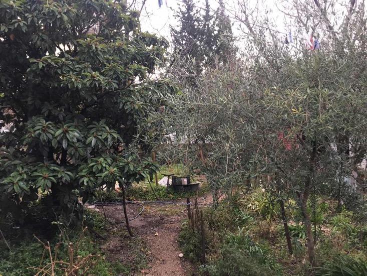 Земельный участок под застройку в Тивате