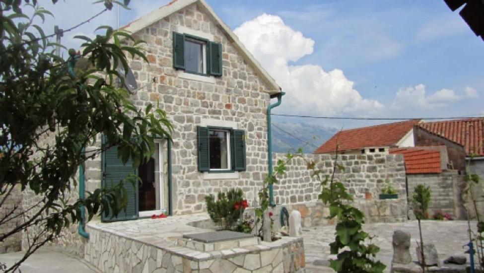 Каменный дом в Джурашевичах