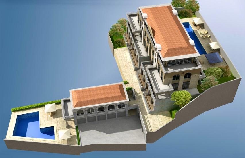 Инвестиционный проект строительства жилого комплекса