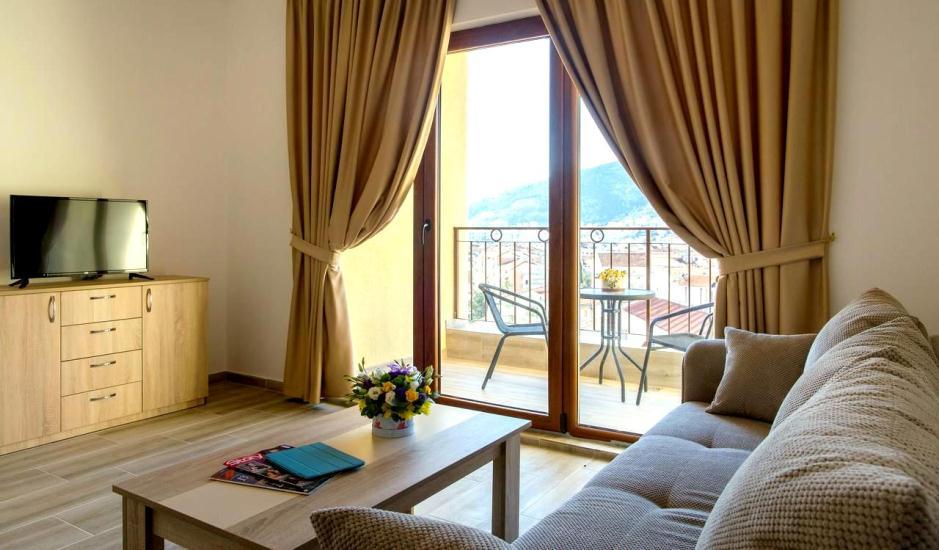Квартира, полностью готовая для заселения, в Будве