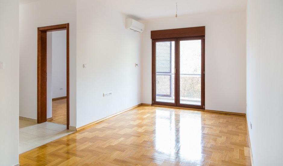 Квартира с 1 спальней в живописном месте в Бечичи