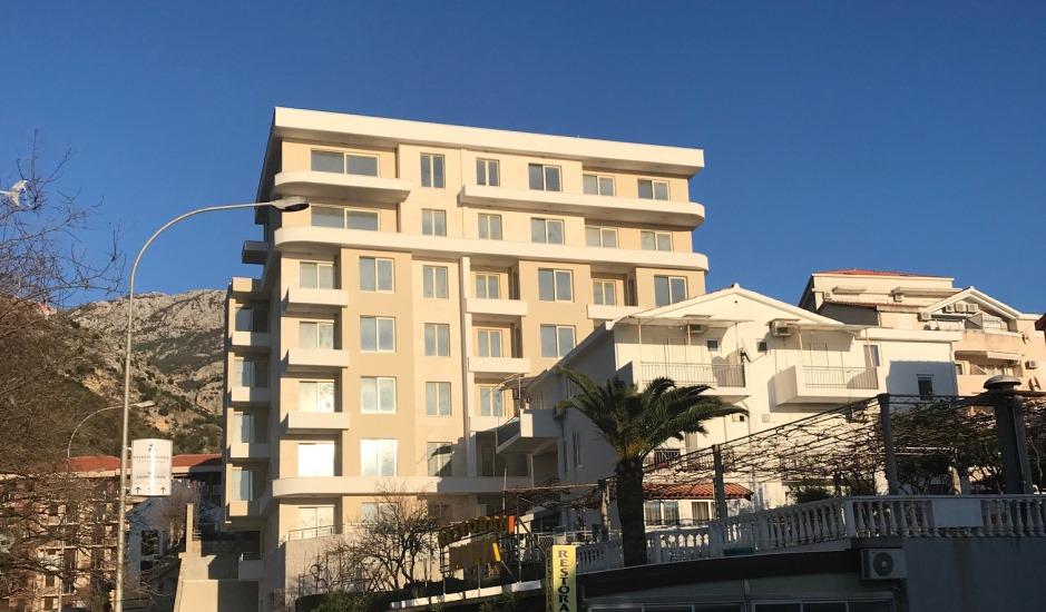 Квартиры в новостройке в Бечичи 300 метров от пляжа