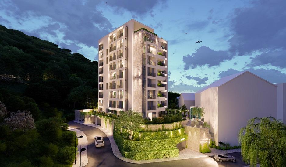 Квартиры в новом эксклюзивном проекте Aura
